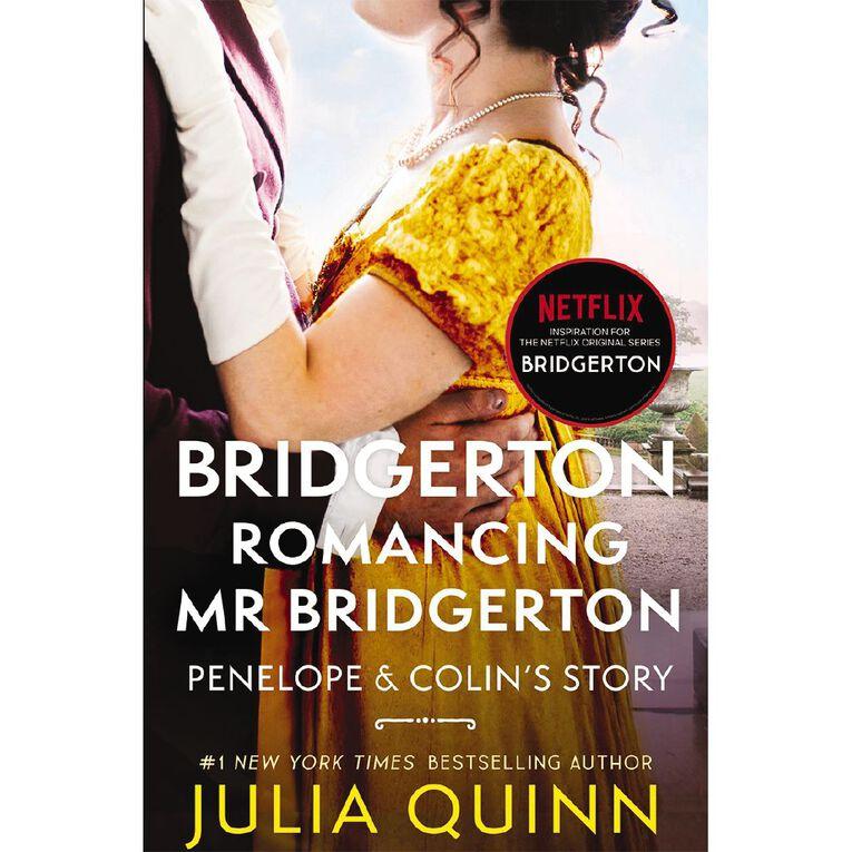 Bridgerton #4 Romancing Mister Bridgerton by Julia Quinn, , hi-res