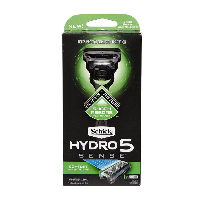 Schick Hydro 5 Sense Comfort Kit, , hi-res