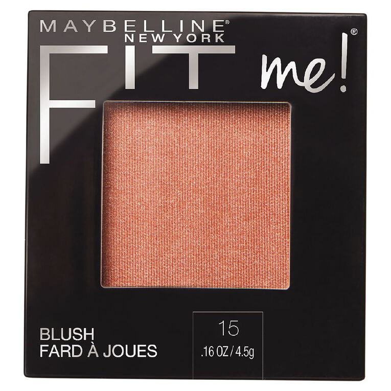 Maybelline Fit Me Blush Nude, , hi-res