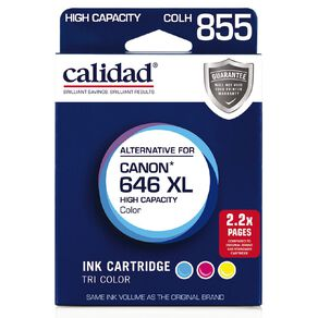 Calidad Canon CL-646XL Colour
