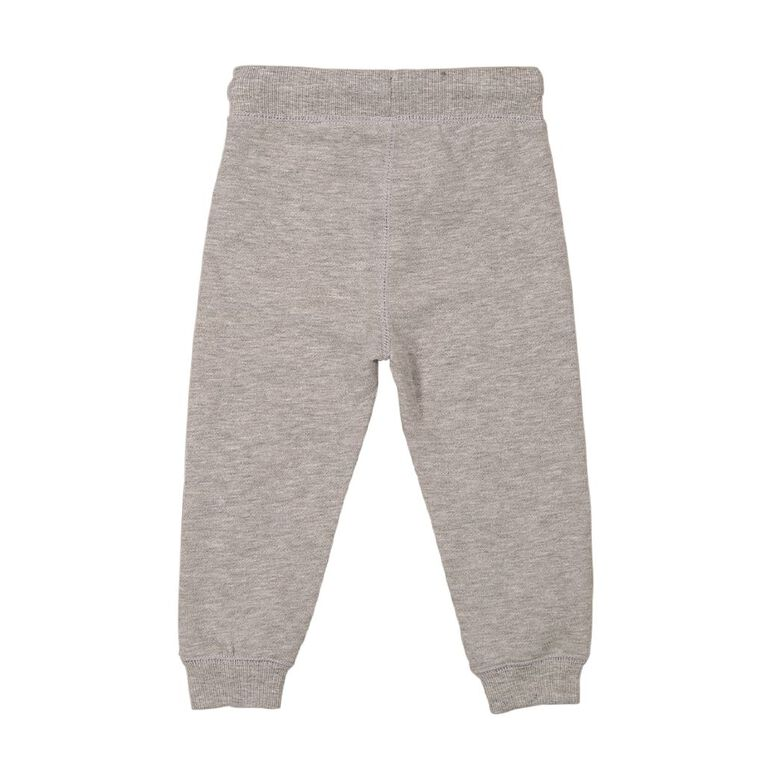 Young Original Toddler Printed Trackpant, Grey Mid, hi-res image number null