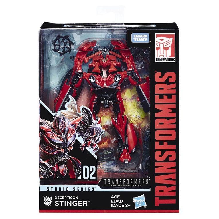 Transformers Generations Studio Series Deluxe Assorted, , hi-res