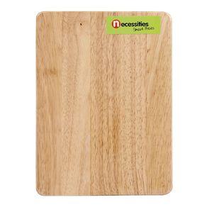 Living & Co Wooden Chopping Board 20cm x 27cm x 1cm