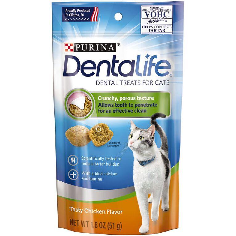 Purina Dentalife Cat Chicken 51g, , hi-res