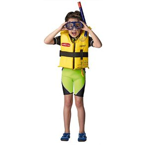Boatie's Mate Life Jacket Block Style Kids