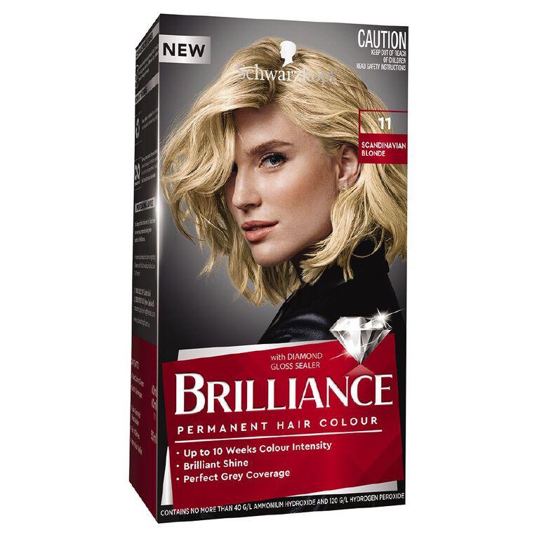 Schwarzkopf Brilliance 11 Scandinavian Blonde, , hi-res