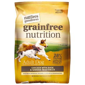Natures Goodness Chicken with Duck 7kg