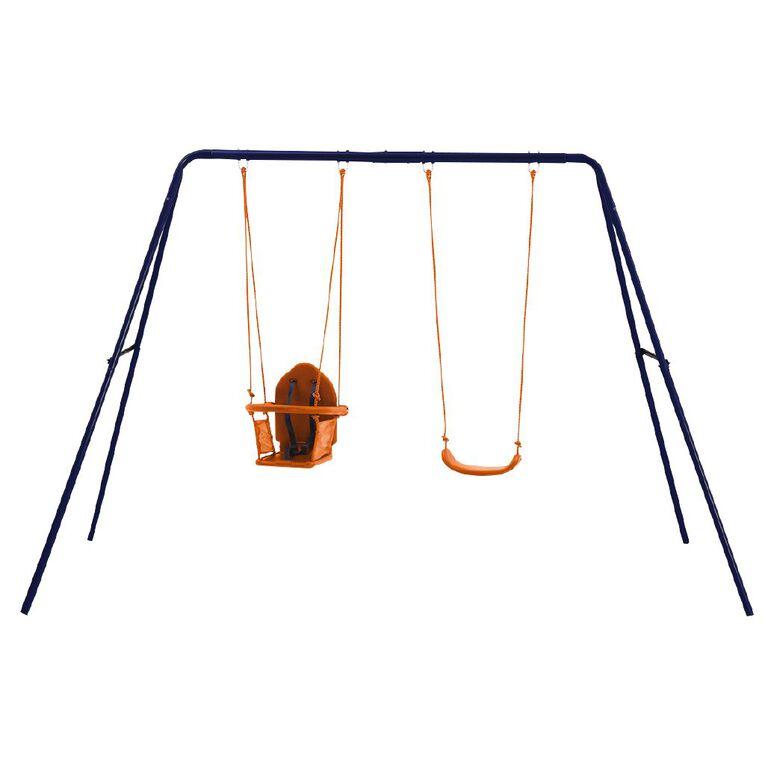 Action 2 Unit Swing Set, , hi-res