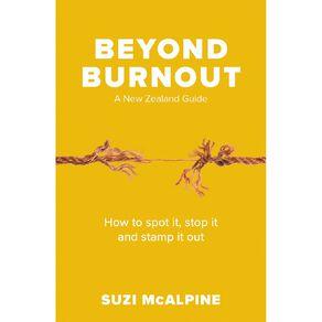 Beyond Burnout by Suzi McAlpine