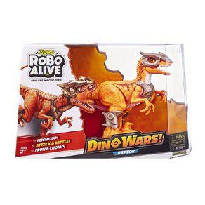 Zuru Robo Alive Dino Wars Series 1 Raptor Assorted