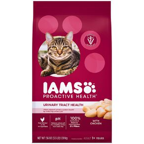 Iams Cat Proactive Health Urinary Tract Health with Chicken 1.59kg