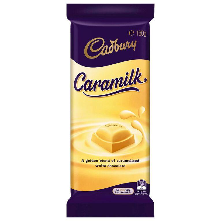Cadbury Caramilk 180g, , hi-res