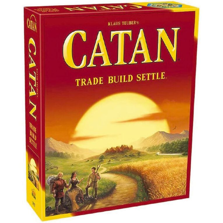 Settlers of Catan, , hi-res image number null