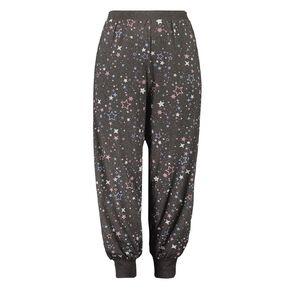 H&H Cosy Curvy Women's Allover Printed 3/4 Pyjama Pants