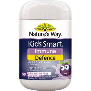 Nature's Way Kids Smart Immunity Chews 50s