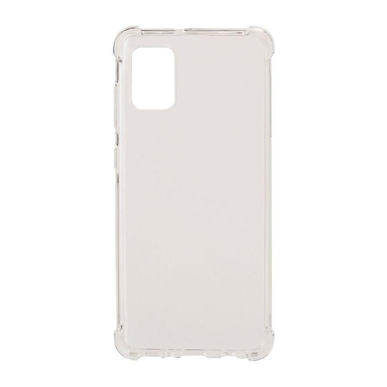 Tech.Inc Samsung Galaxy A31 Phone Case Clear, , hi-res