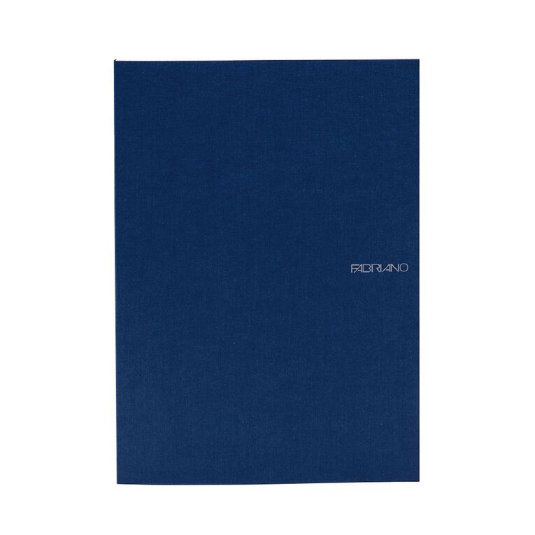 Fabriano Ecoqua Sketchbook Dotted 85GSM 90 Sheets Turquoise A4, , hi-res