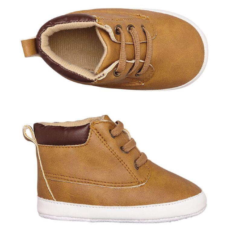 Young Original Infants' Texas Shoes, Tan W20, hi-res