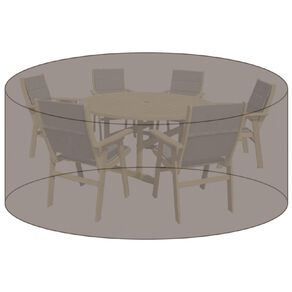 Living & Co Round Table Setting Cover