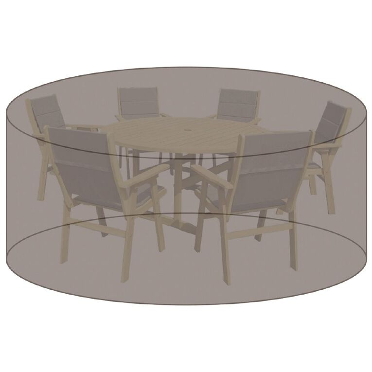 Living & Co Round Table Setting Cover, , hi-res