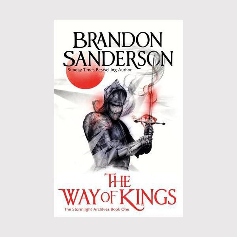 Stormlight Archive #1 Way of Kings #1 by Brandon Sanderson, , hi-res