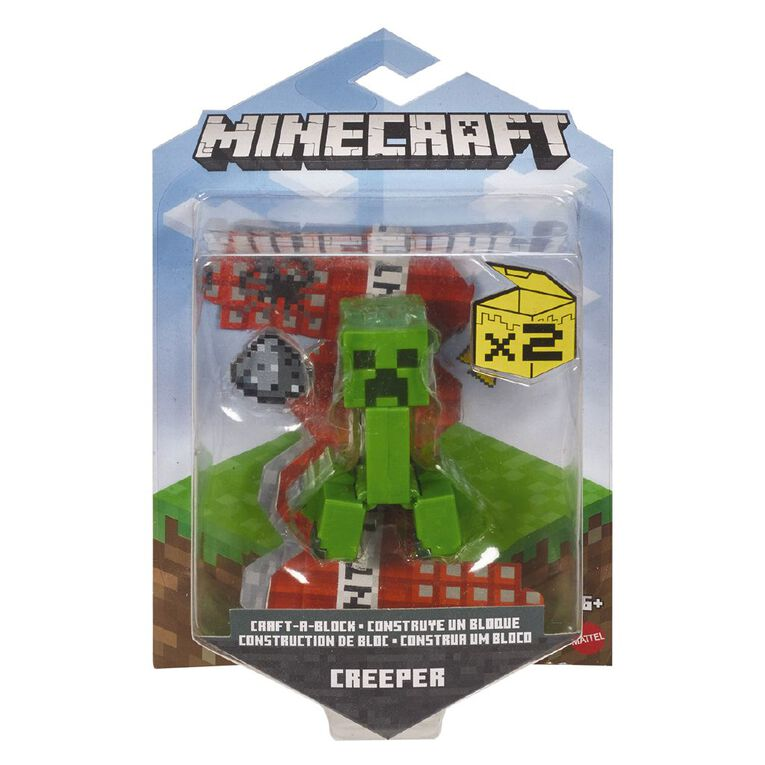 Minecraft Core Figure Assorted, , hi-res