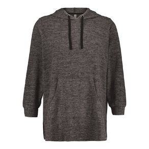 H&H Women's Plus Brushed Lined Hood