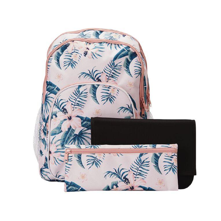 H&H Junior Bundle Backpack, Pink, hi-res