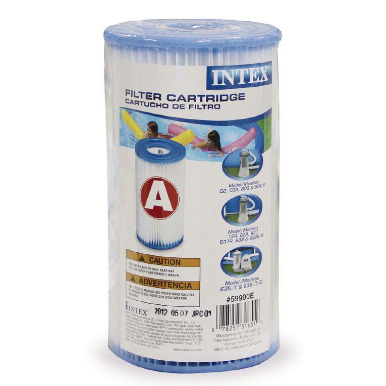Intex Filter Cartridge A, , hi-res image number null