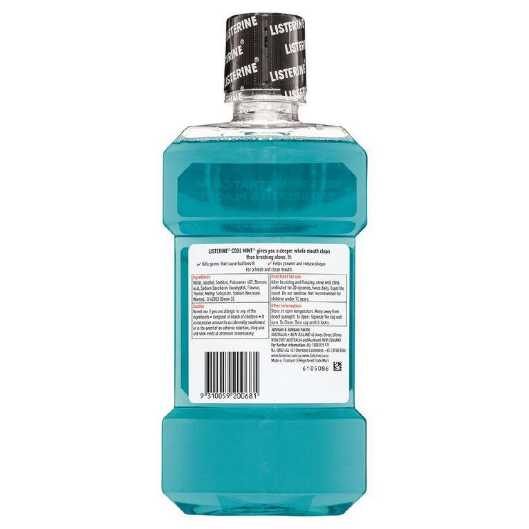 Listerine Cool Mint 500ml, , hi-res