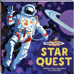 Star Quest Activity Book N/A