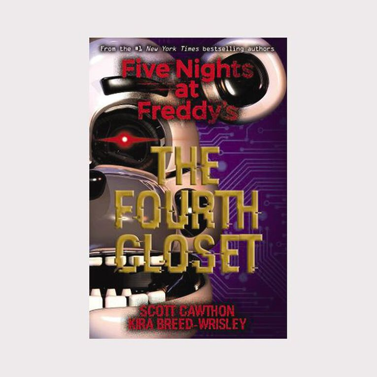 Five Nights at Freddy's #3 The Fourth Closet by Scott Cawthon, , hi-res