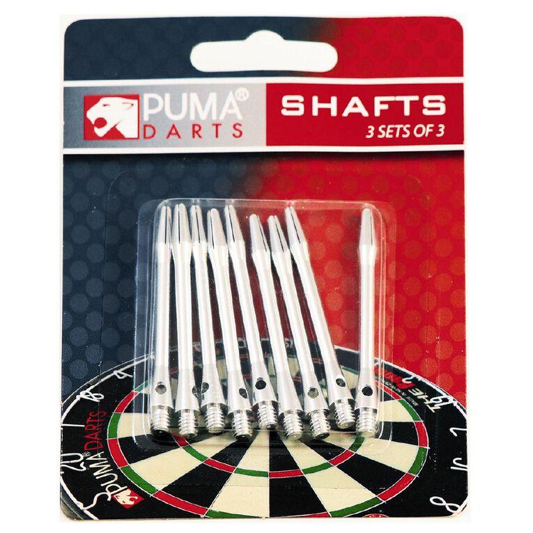 Puma Darts 3 Set Pro Alloy Dart Shaft, , hi-res