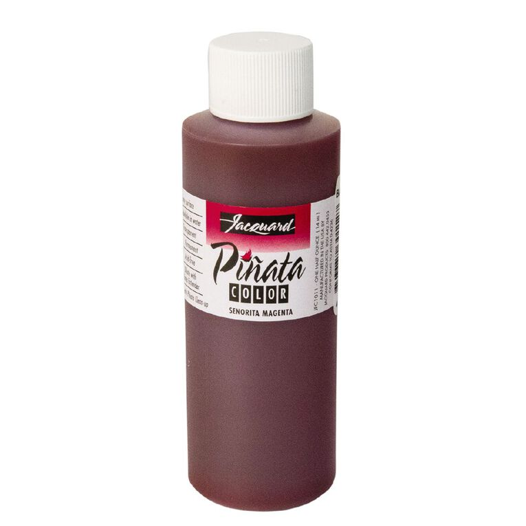 Jacquard Pinata Alcohol Ink 118.29ml Senorita Magenta, , hi-res