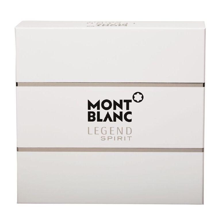 Mont Blanc Legend Spirit 3 Piece Set, , hi-res