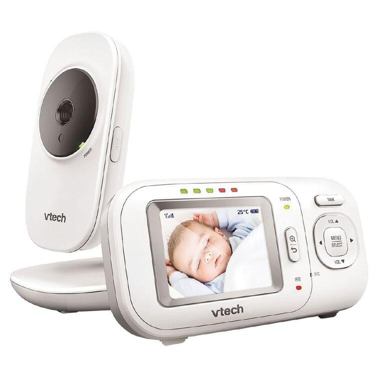 Vtech Safe & Sound Video & Audio Baby Monitor, , hi-res