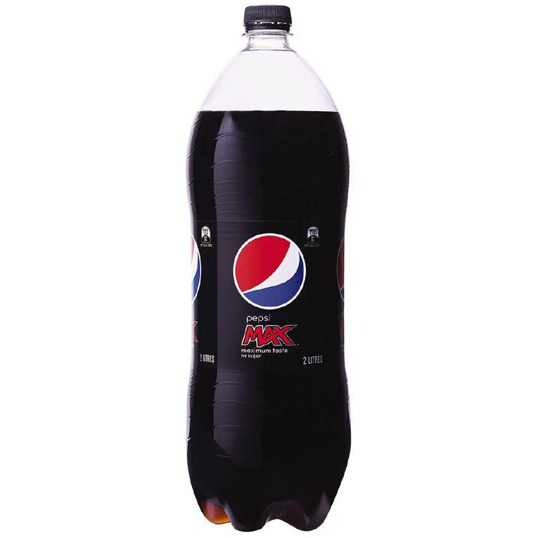 Pepsi Max 2L, , hi-res