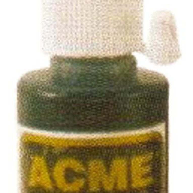 Acme Ink Rubber Stamp Blue 50ml Blue, , hi-res