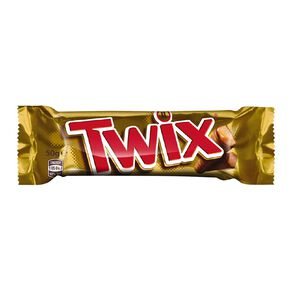 Twix Chocolate Bar 50g