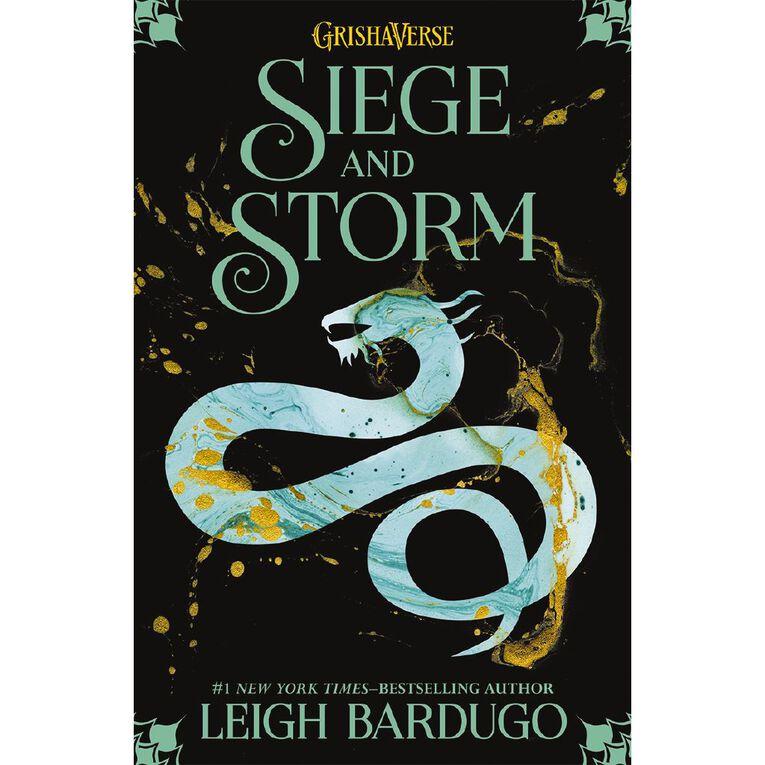 Grisha #2 Seige & Storm by Leigh Bardugo, , hi-res