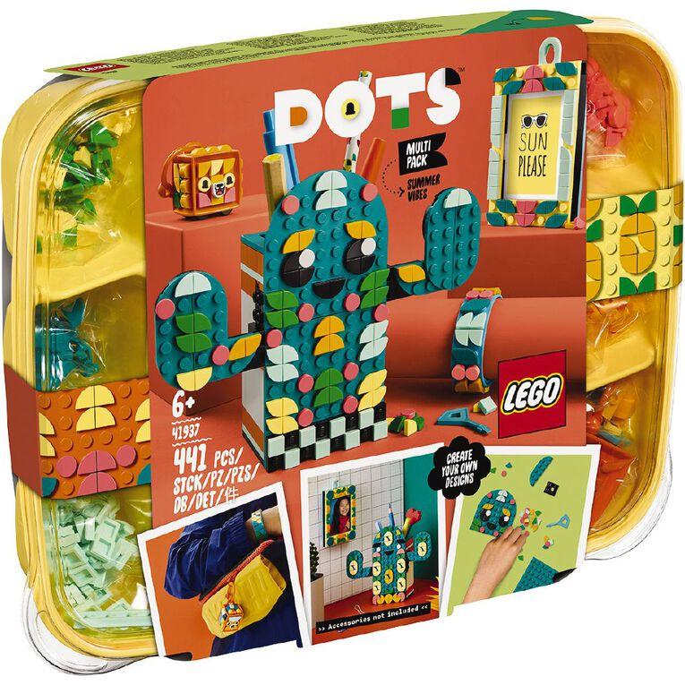 LEGO DOTS Multi Pack - Summer Vibes 41937, , hi-res