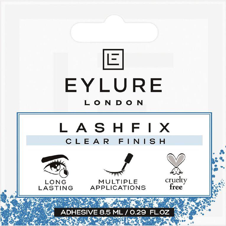 Eylure Lashfix Strip Lash Adhesive Clear 8.5mL, , hi-res
