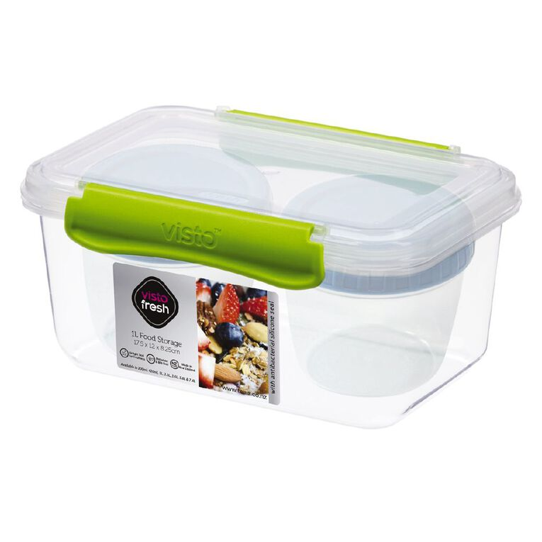 Visto Fresh Container Combo (with 2 x 200ml Fresh Pods) 1L, , hi-res