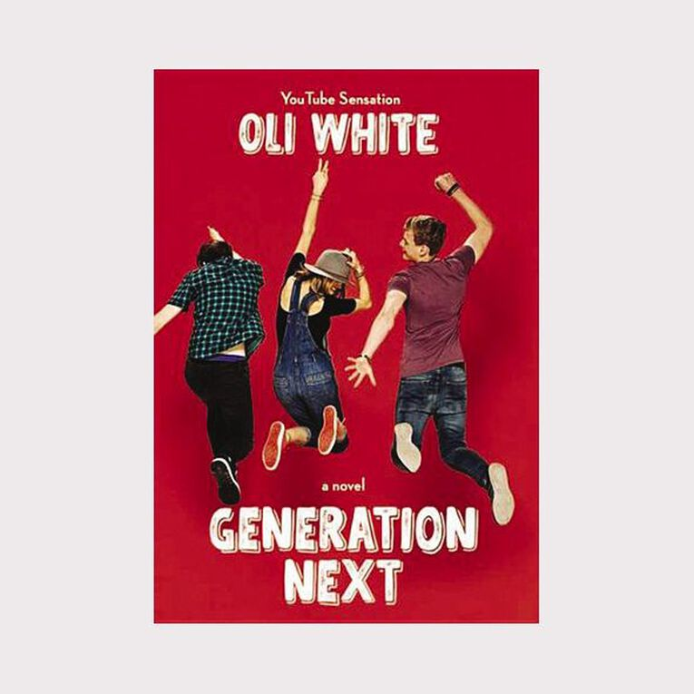 Generation Next by Oli White, , hi-res