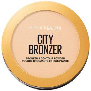 Maybelline City Bronzer 100 Light Cool