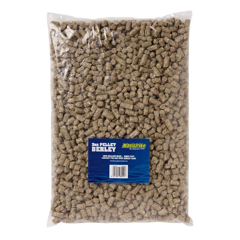 Maxistrike Berley Pellets 3kg, , hi-res