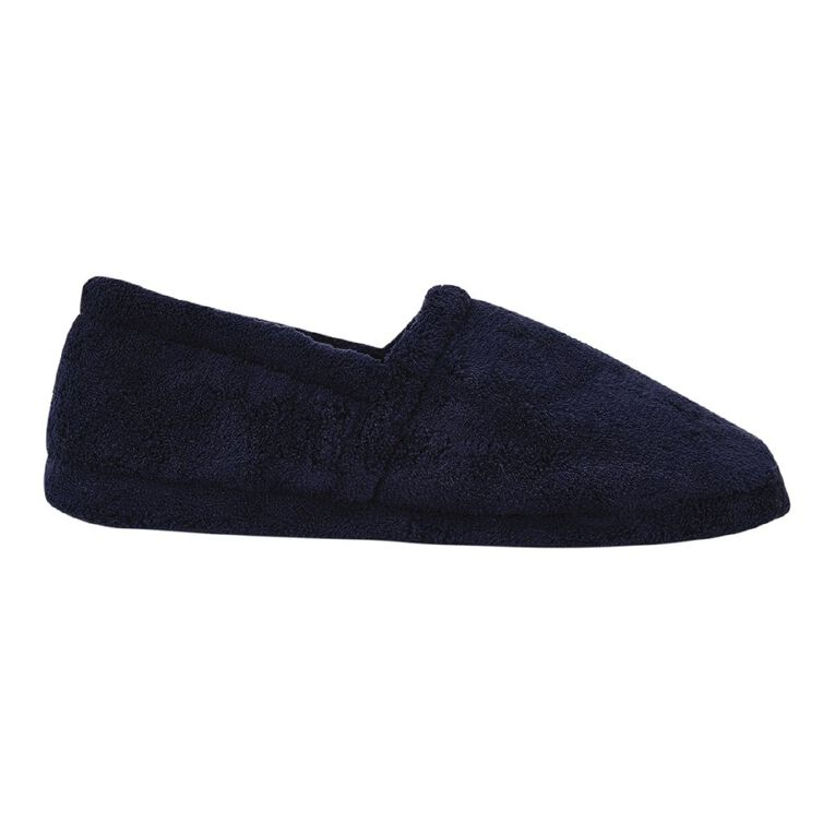 H&H Raymond Slippers, Navy W21, hi-res image number null