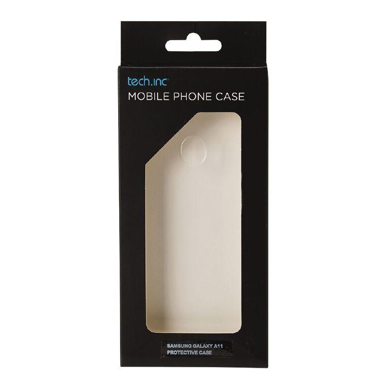 Tech.Inc Samsung Galaxy A11 Phone Case Clear, , hi-res