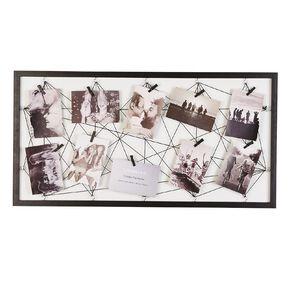 Living & Co Collage Clip Frame Black
