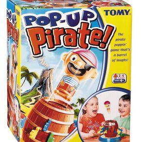 Pirate Pop Up Board Game